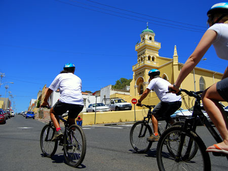 Cycling Tour in CapeTown