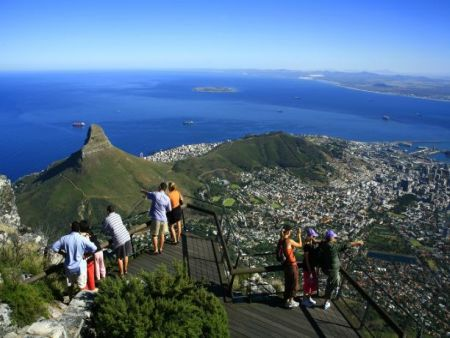 Day Tour - Cape Town City and Table Mountain