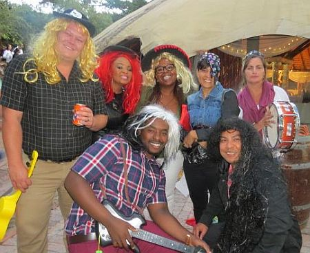 Battle of the Bands, Corporate Teambuilding Cape Town