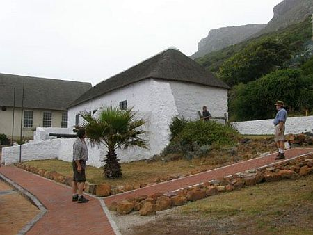 Muizenberg History, Het Posthuys Museum, Cape Town