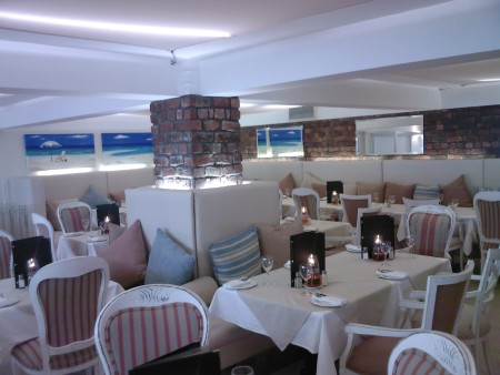 Harbourside Restaurant,Hout Bay, Cape Town