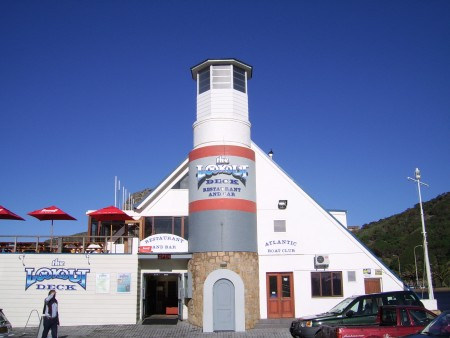 Restaurants in Hout Bay Cape Town