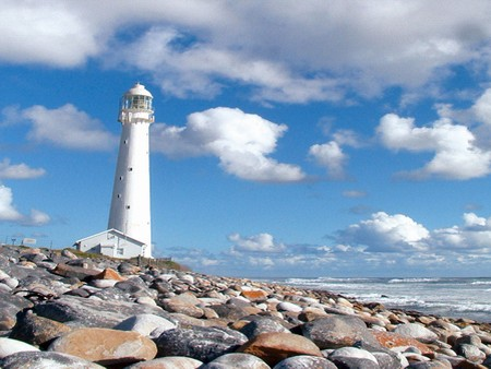 Slangkoppunt Lighthouse