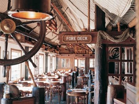 Wharfside Grill Restaurant Menu